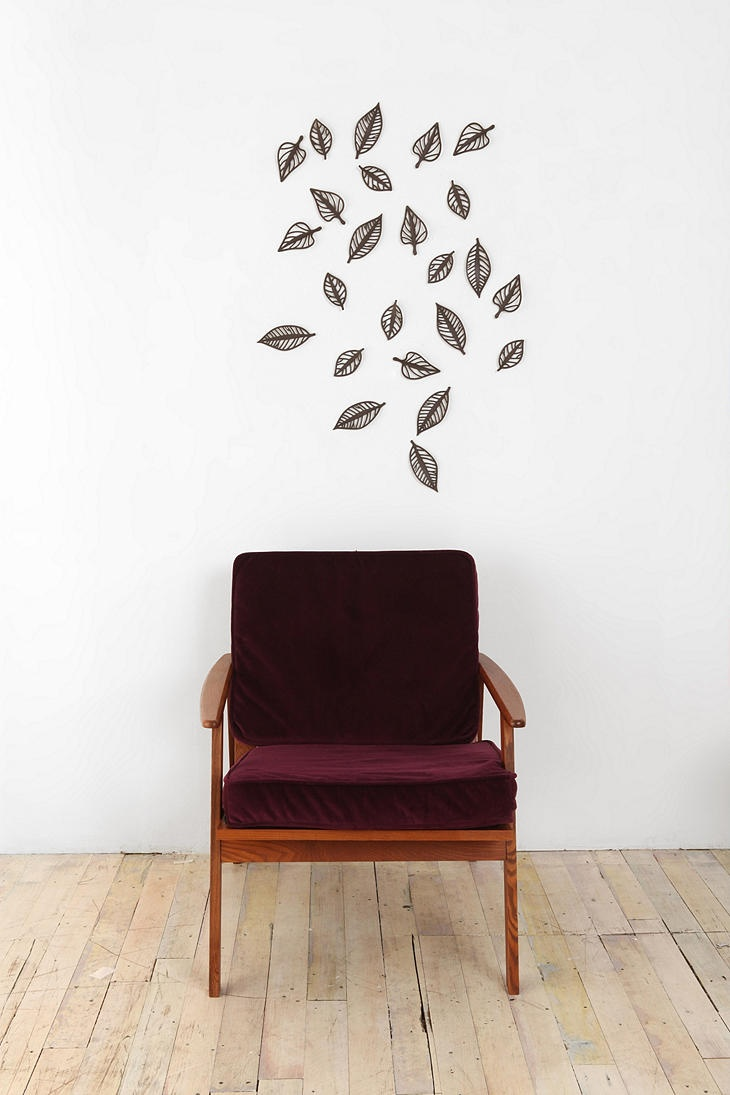 Falling Leaves Wall Decor : Images about paper cut art on folk
