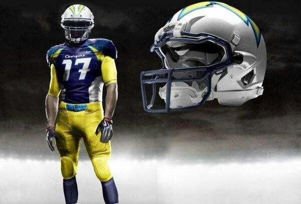 Cool Nfl Jerseys: Nfl Uniforms, 32 Nfl Teams