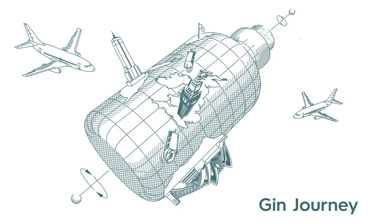 Gin Journey tour (London, Edinburgh, Liverpool & Manchester) - from £52.75, Gin Journey