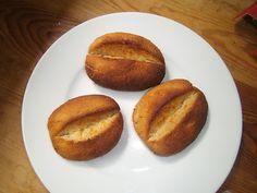 Quark-Öl-Teig mit Mandelmehl für Brötchen oder Pizza #lowcarb #bread