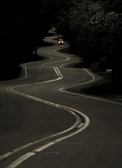 De mooiste wegen om op te rijden