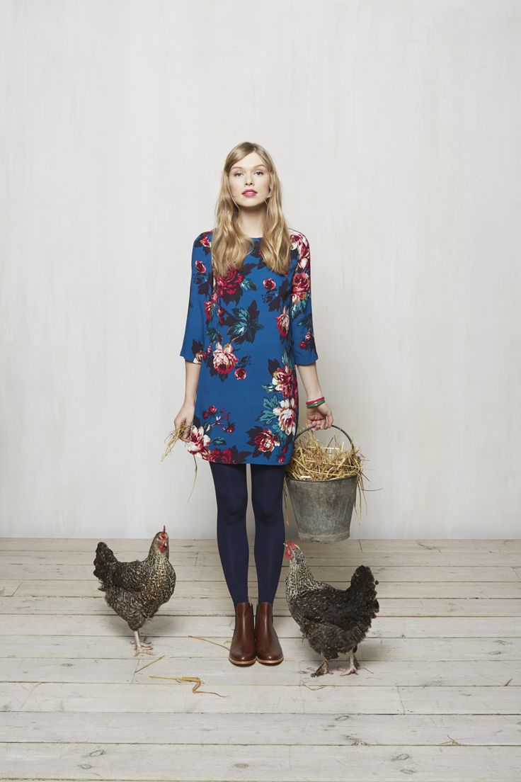 I NEED this tunic! Loving the pattern.  Best in Field for 25 years 1989-2014 #JOULESJUBILEE