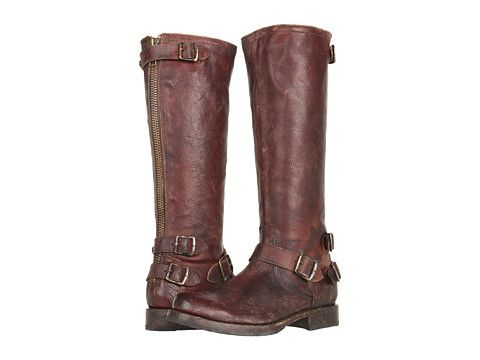 Frye Veronica Back Zip