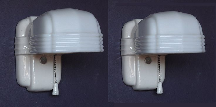 1000+ images about Vintage Bathroom Light Fixtures on Pinterest Wall lighting, Subway tile ...