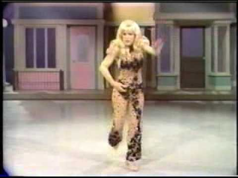 "Barbara Eden ""Spinning Wheel"" 1970"