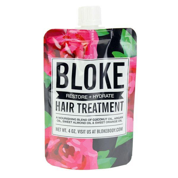 "My new favorite! Restore + Hydrate"" Hair Treatment- bloke 25"