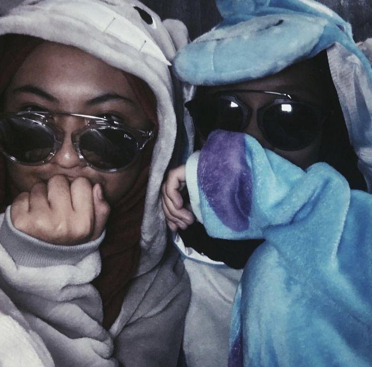 onesies + best friend + tumblr  instagram/@frhnalnsr