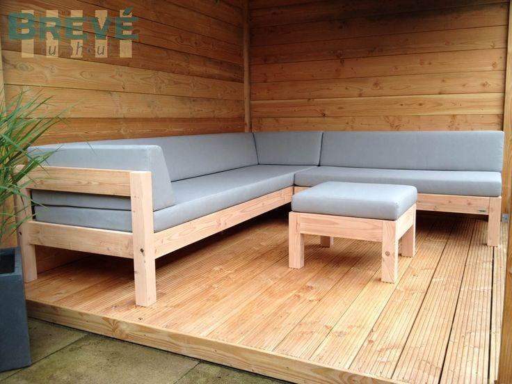 Douglas Lounge Sofa Breve Garden Holz Breve Douglas Garden