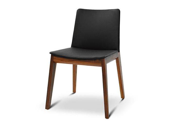 The Canyon Chair complements the elegant Canyon Table with wooden frames and a choice of upholstery in leather or a range of fabrics. Find out more now.