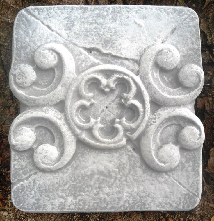 25 best ideas about plaster molds on pinterest plaster for Concrete craft molds