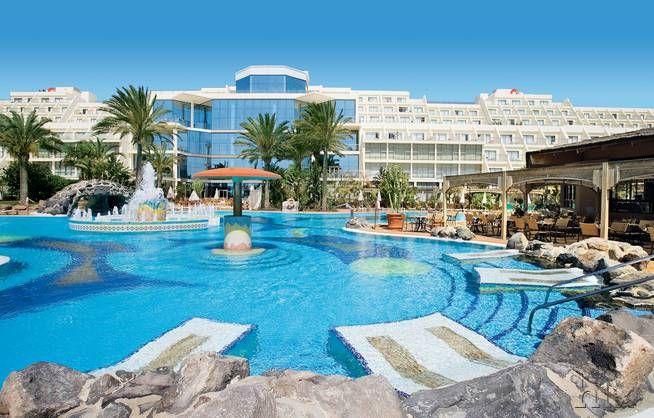Hotel SBH Costa Calma Palace in Costa Calma - Außenansicht