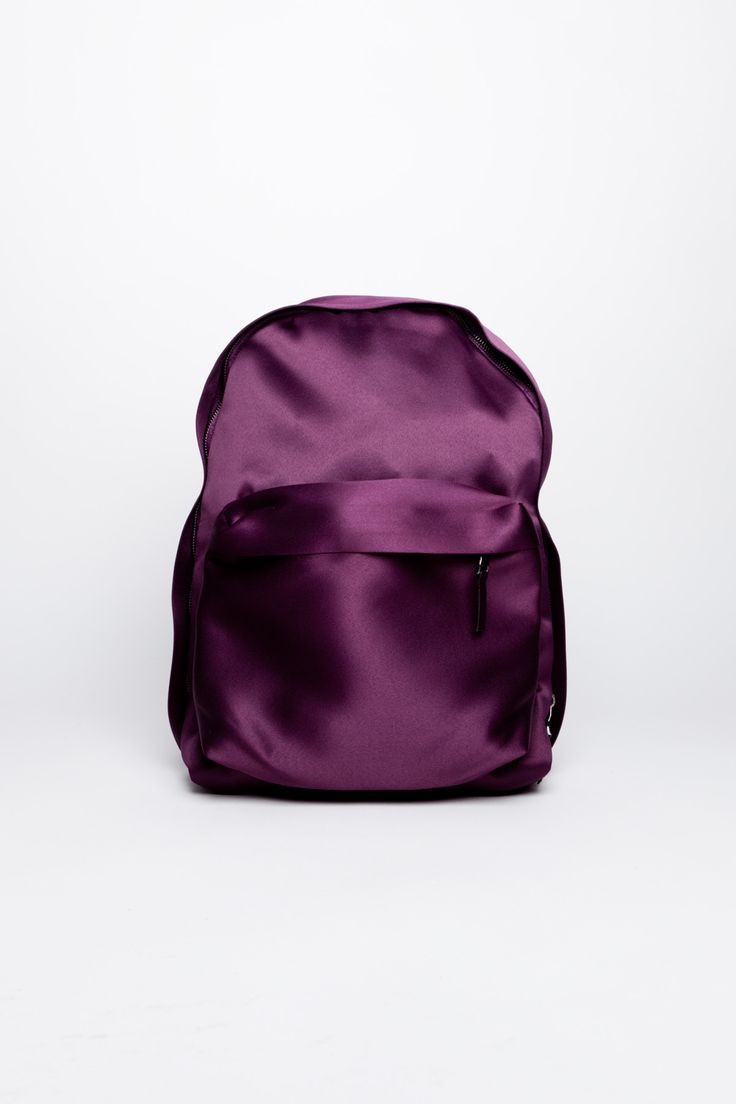 Eastpak Backpack Burgundy - Raf Simons