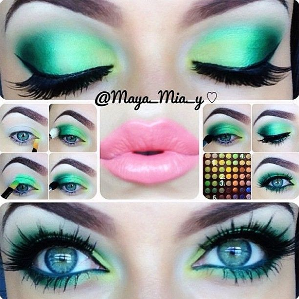 Maya Mia ♌️ Makeup Artist @maya_mia_y NEW VIDEO TUTORI...Instagram photo | Websta (Webstagram)