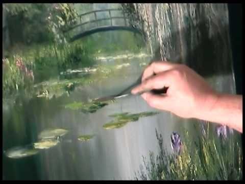 ▶ Онлайн обучение живописи Игорь Сахаров - YouTube