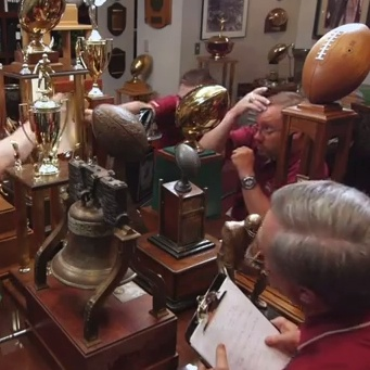 Commercial For Alabama Crimson Tide Football Museum Is Cocky, But Still Funny (Video)   Total Pro Sports