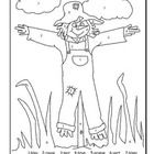 This is a simple scarecrow that is a colour by number in FRENCH! Can be used for both a fall theme or for Halloween. Appropriate for grades 1-5 for...