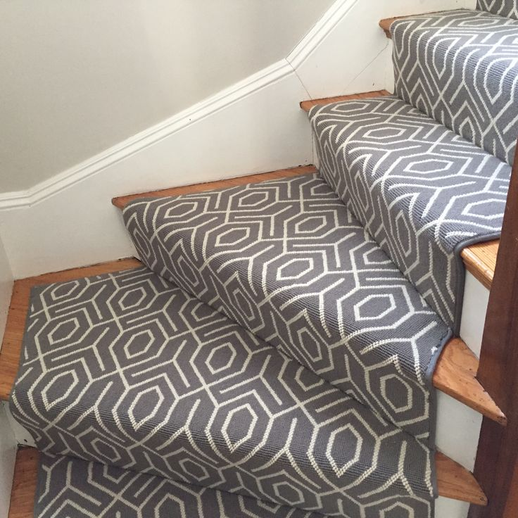 Geometric Stairs Geometric Staircase Melbourne: This Is A Silver Creek Carpet. The Style Is Tessio