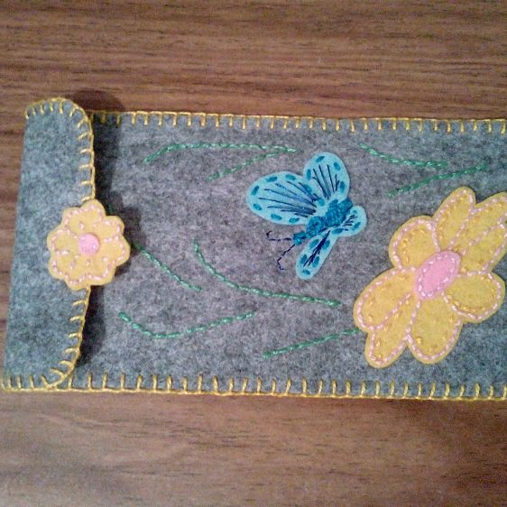 Sew a Beautiful Cover for Eyeglasses - Guidecentral