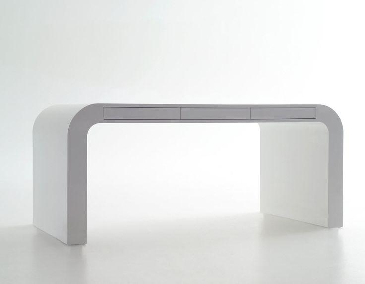 35 best Curved desks images on Pinterest  Desks Table