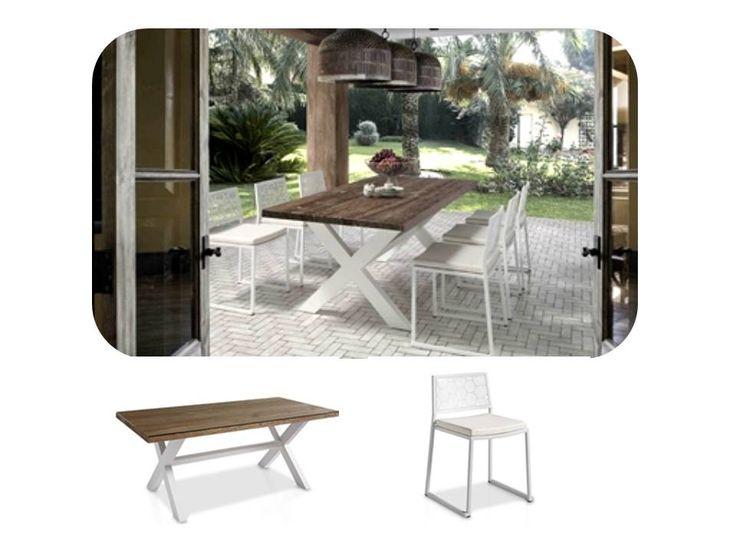 Muebles jard n garden furniture - Muebles jardin malaga ...