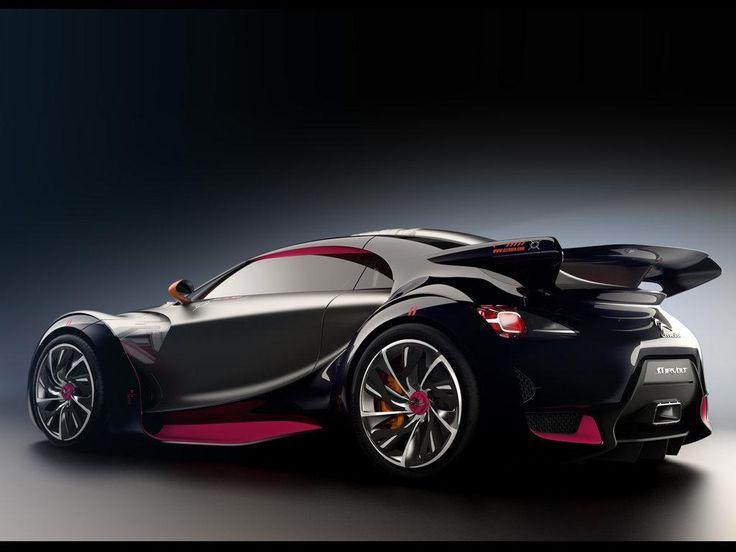 Citroen Survolt Concept Car