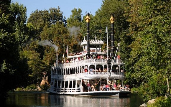 Viaja en un auténtico barco de vapor por el río Mississippi, una aventura para niños como las de Tom Sawyer #viajes #viajarconniños #viajesdecuento http://charhadas.com/ideas/31293-viaje-a-mississippi-las-aventuras-de-tom-sawyer?category_id=69-viajes
