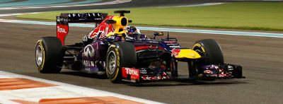 clasificacion f1: resultado carrera f1 gp Abu Dhabi Yas Marina 2014