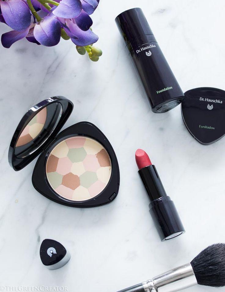 Neue dekorative Kosmetik von Dr. Hauschka // Naturkosmetik // Organic Beauty
