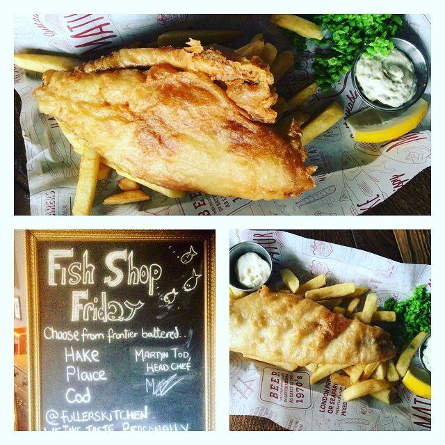 Fish Shop Friday