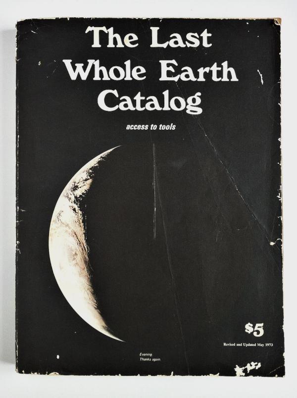 The Last Whole Earth Catalog (Windsor typeface)