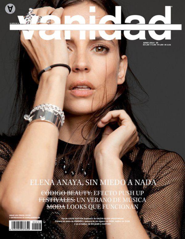 Vanidad Junio – Elena Anaya, sin miedo a nada - Revista VanidadRevista Vanidad