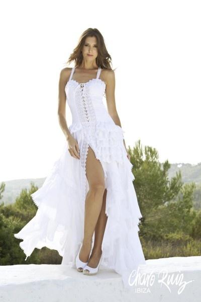El vestido ibicenco, Charo Ruiz.