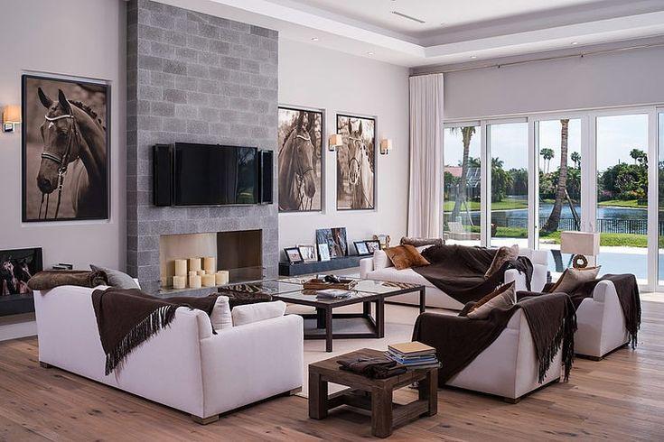 Golf Brook Home by Pegasus Builders
