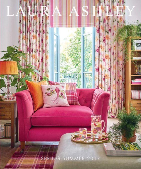 46 best Laura Ashley images on Pinterest   Living room, British ...