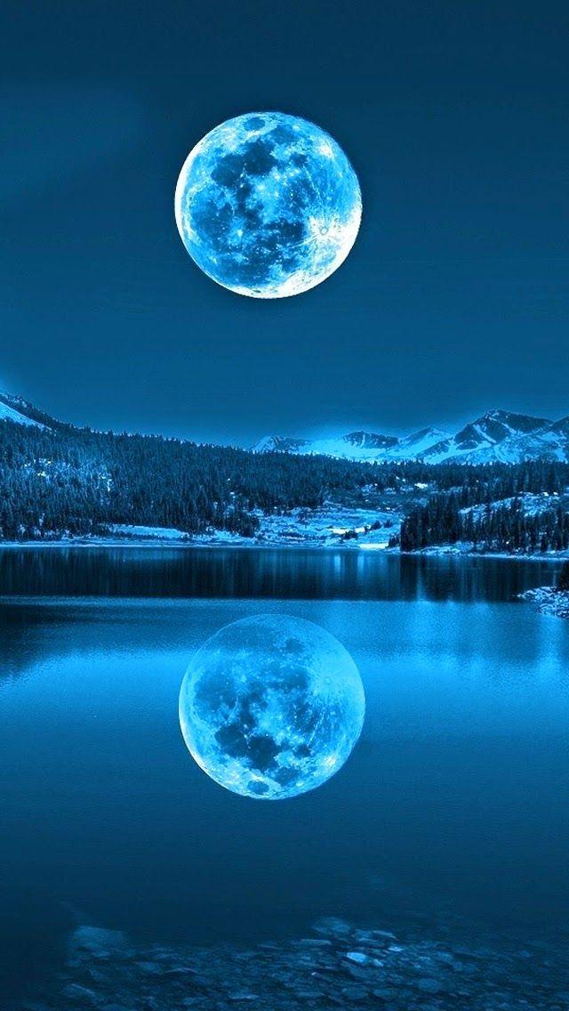 Lune Dans Le Froid Lacs Fonds D Ecran Iphone 5s En 2020 Fond D Ecran Telephone Fond Ecran Fond Ecran Iphone
