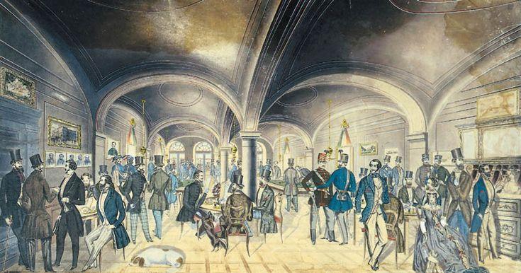 A sokat látott kávéház. Az 1848-49-es forradalmi gondolatok megszületésének helyszíne