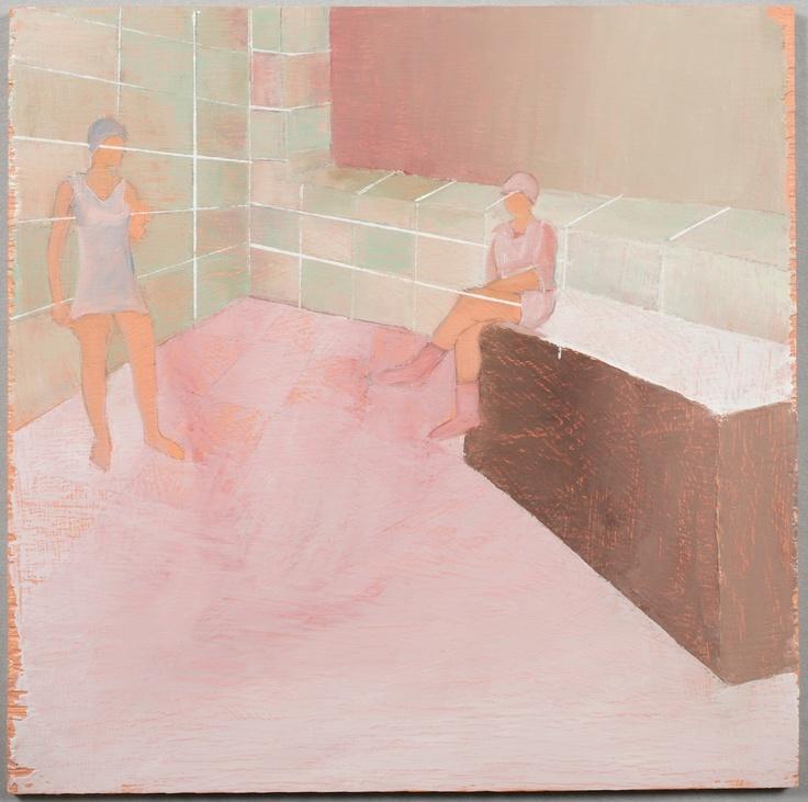 Kate Small, Lindsay Wing, 2012