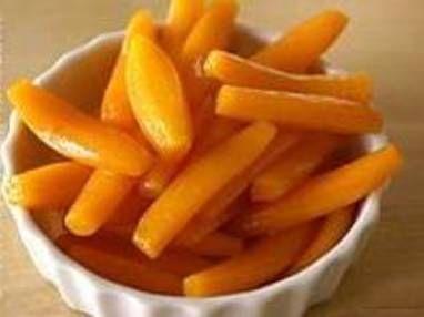 Légumes glacés - Etape 6
