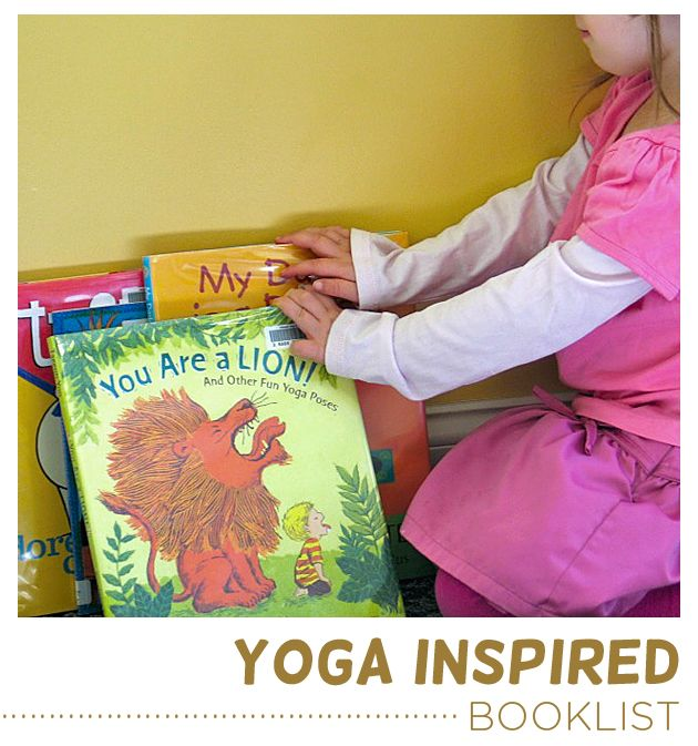 Yoga Inspired Booklist » Playful Learning