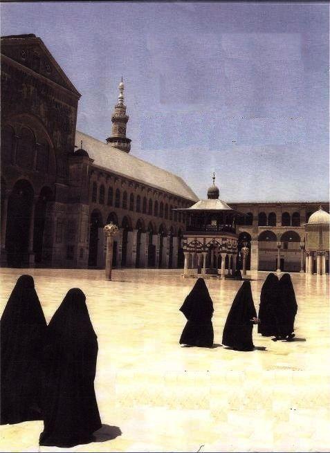 Umayyad Mosque, Damascus.