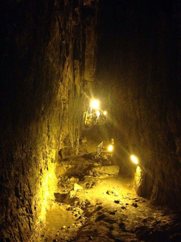 #sinop inalti mağara...
