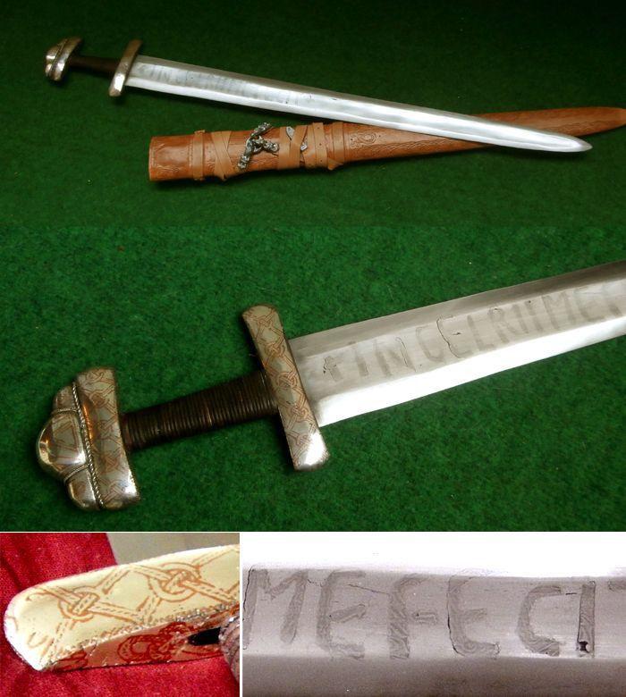 Viking age / Finnish/Eura Luistari /Replica