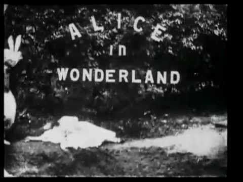 Alice in Wonderland (1903) - 1st Film Version - Cecil M. Hepworth | Perc...