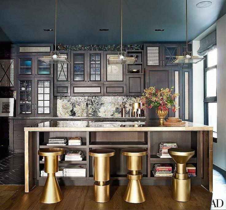 29 best Cocinas de famosos images on Pinterest | Decorating kitchen ...