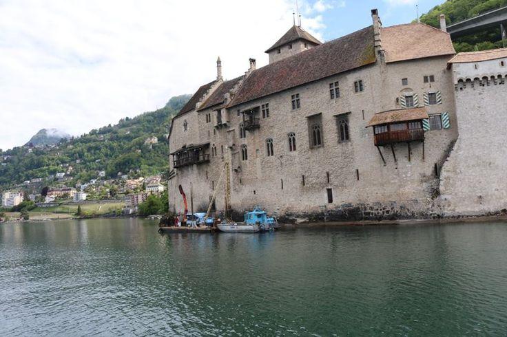 Immersion du Clos de Chillon au Château de Chillon avec Badoux Vins