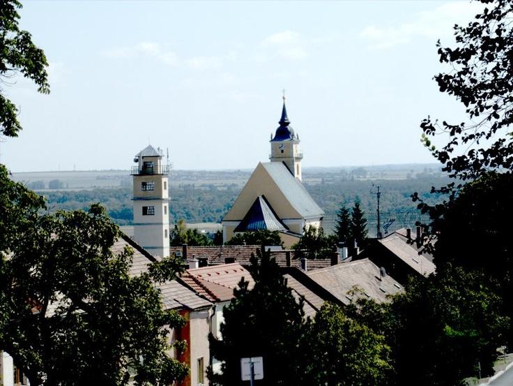 Svätý Jur, Bratislava. Slovakia. © Laco Zachar