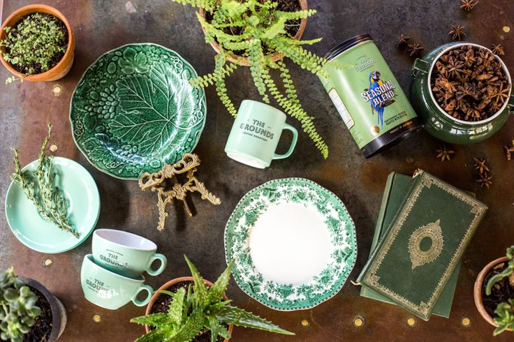 50 Shades of Green - The Grounds Blog