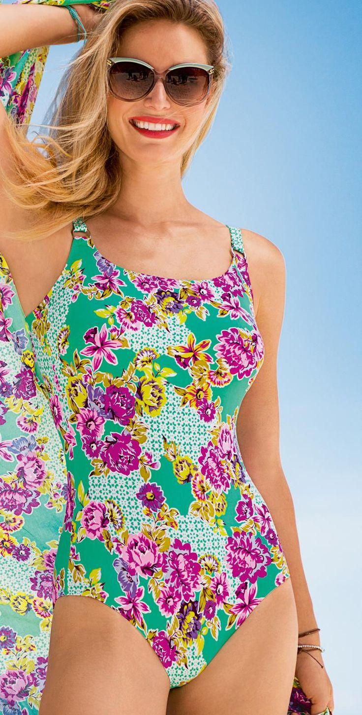 Anita #2015 Hanalei Bay Carini #Mastectomy #Swimsuit   South Beach Swimsuits