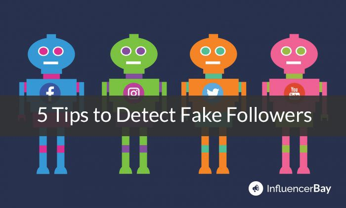 5 Tips to Detect Fake Followers - The InfluencerBay Blog  ||  Instagram, Facebook, YouTube and Twitter are full of influencers. We'll give you the keys to know how to detect fake followers by yourself. https://www.influencerbay.com/blog/5-tips-detect-fake-followers/?ref=quuu&utm_campaign=crowdfire&utm_content=crowdfire&utm_medium=social&utm_source=pinterest