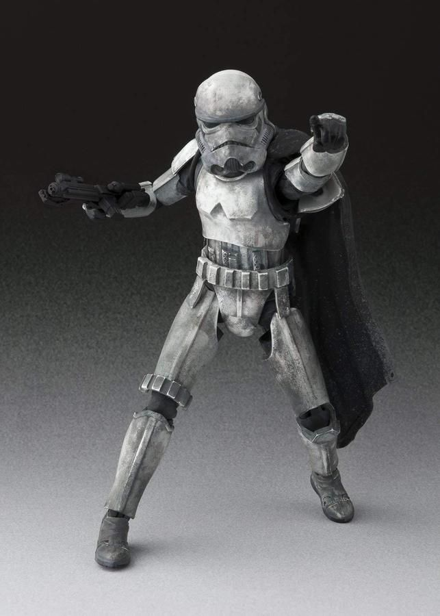 Figuarts Star Wars SOLO Mimban Stormtrooper Bandai S.H